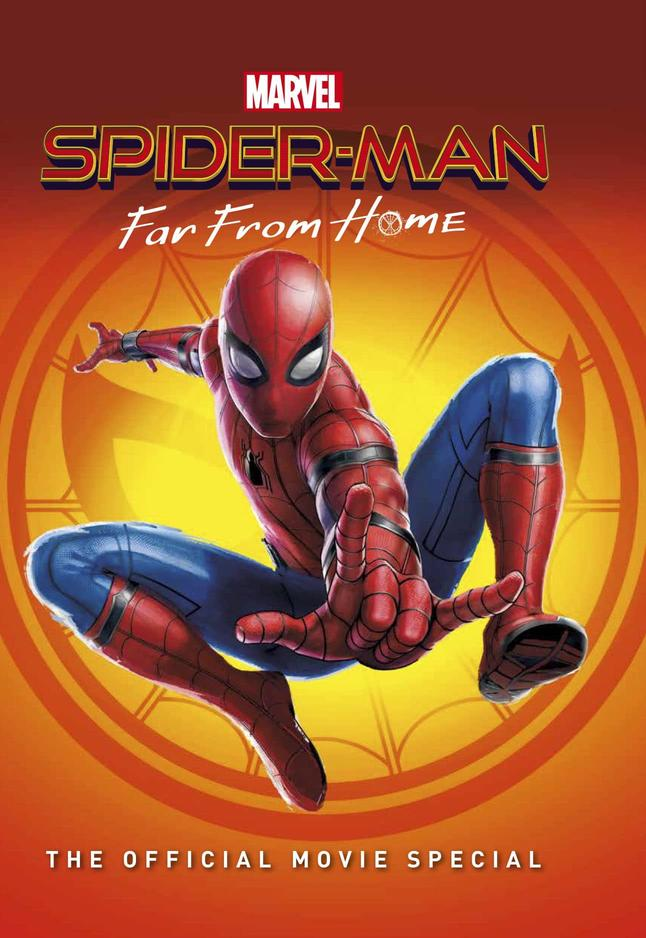 Spider-Man: Far From Home: Official Movie Special