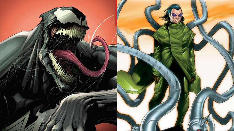 Venom and Dr Octopus