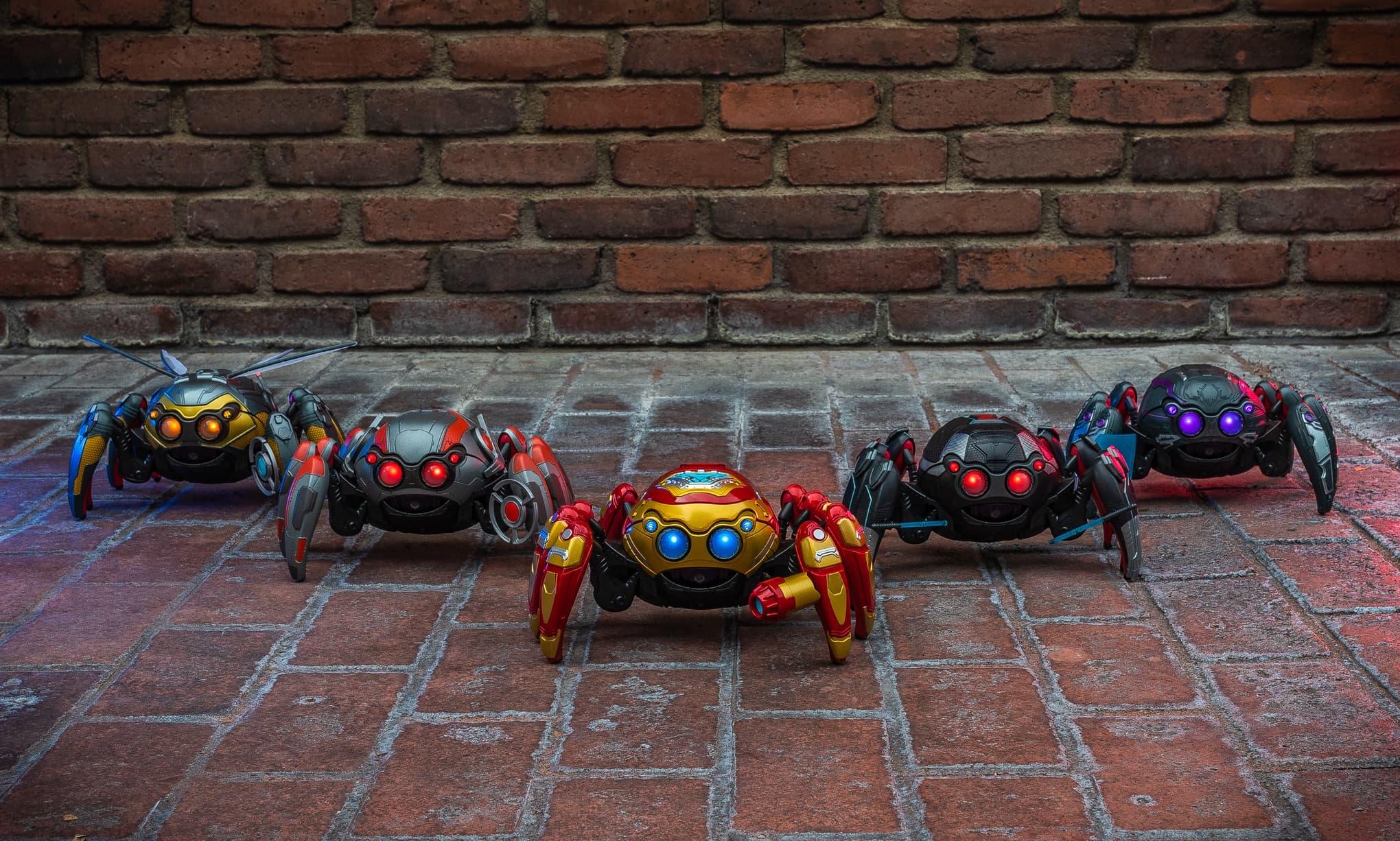 spider-bots