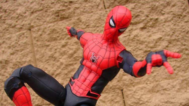 Spider-Man Diamond Select