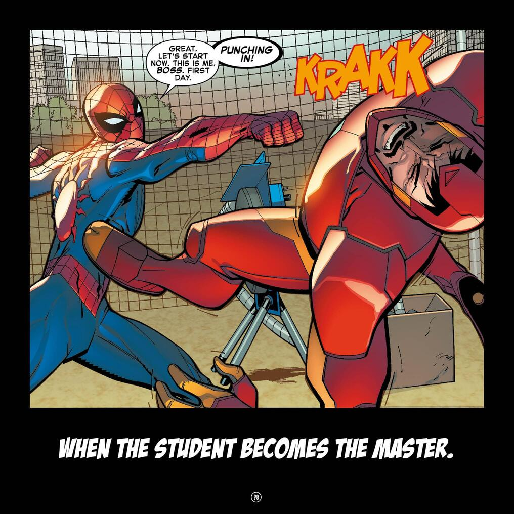 The Philosophy of Spider-Man