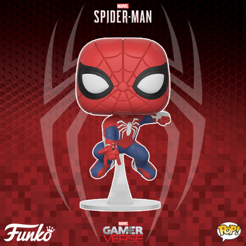 """Marvel's Spider-Man"" Funko Pop! Collection"