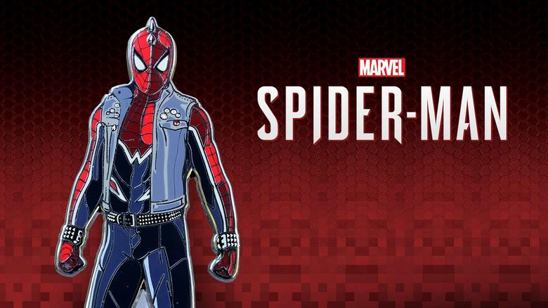 Spider-Punk Joins the 'Marvel's Spider-Man' FiGPiN Lineup