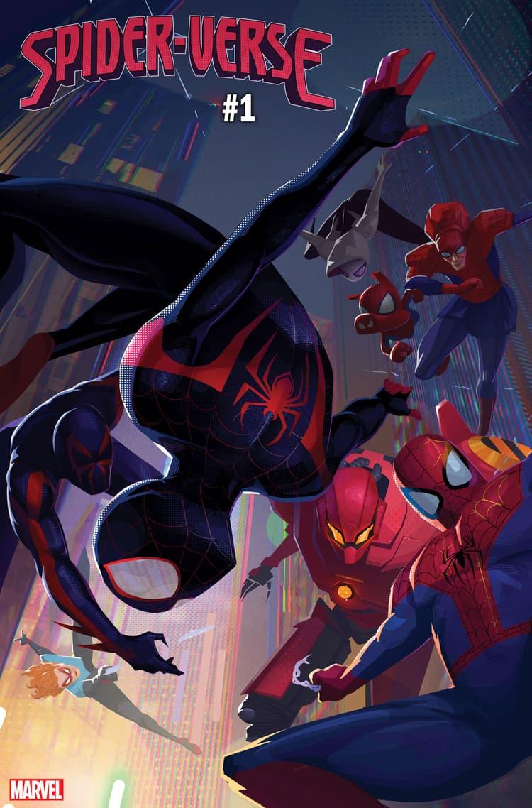SDCC 2019 Spider-Verse #1