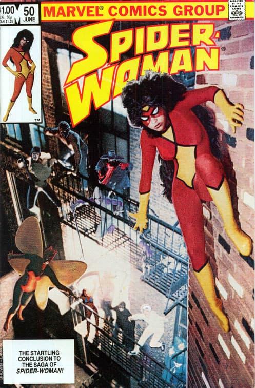 Spider-Woman #50