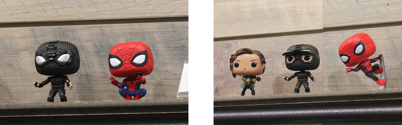 Spider-Man: Far From Home Funkos