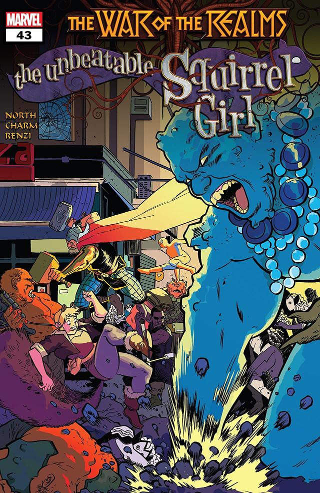 Squirrel Girl #43