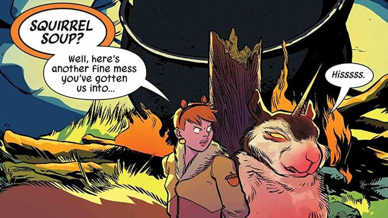 Squirrel Girl #45