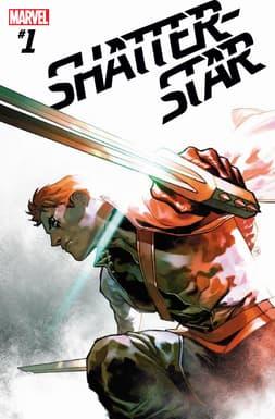 Shatterstar #1 cover