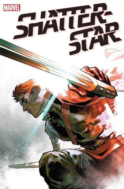 Shatterstar #1