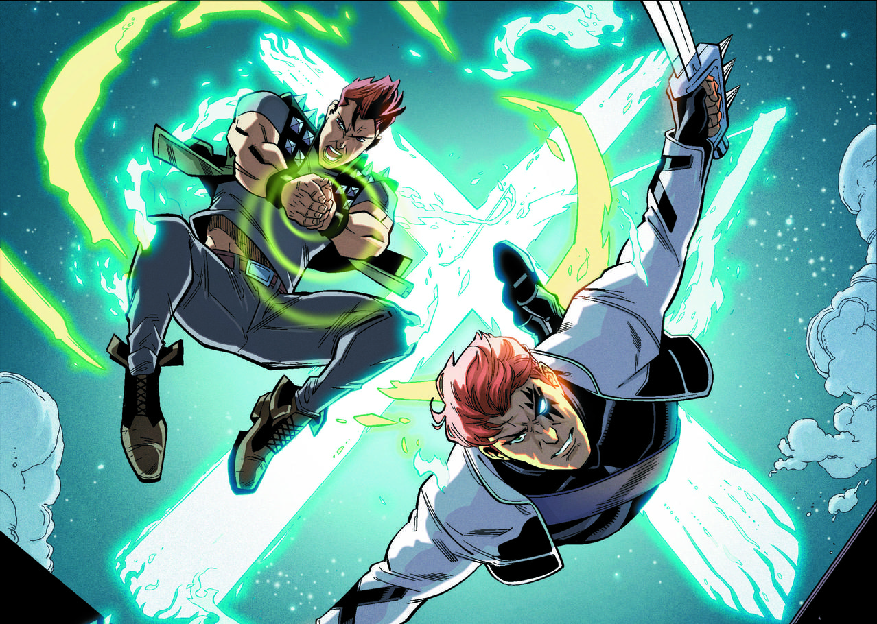 Rictor and Shatterstar Shatter Expectations