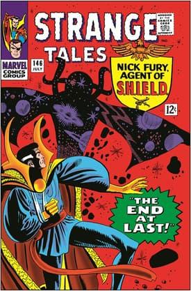 STRANGE TALES #146 (1966)