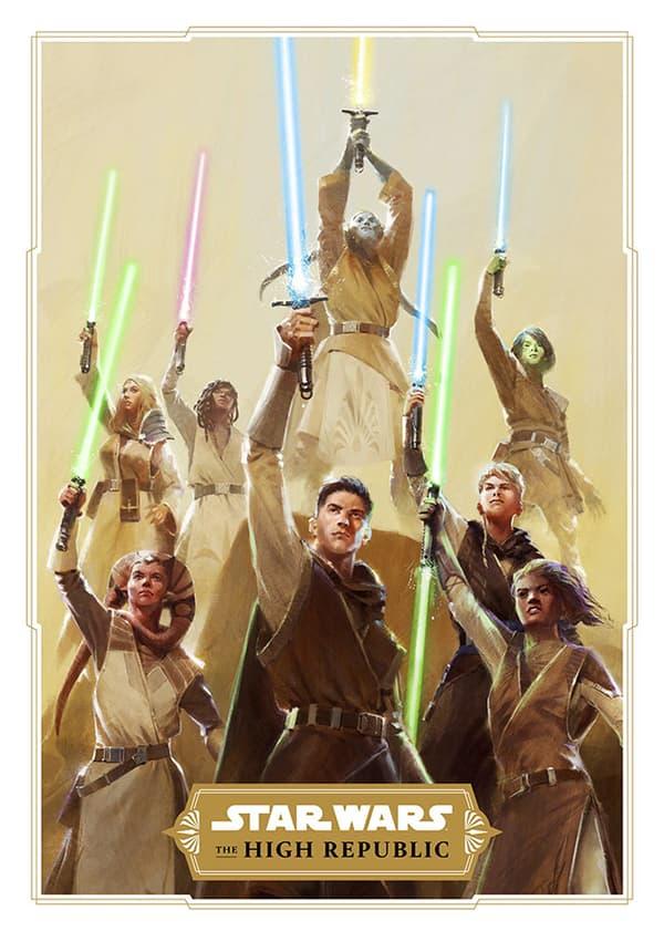 Star Wars: The High Republic concept art