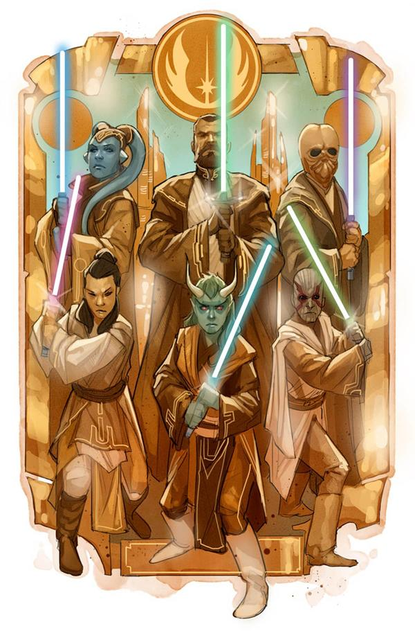Star Wars: The High Republic concept art.