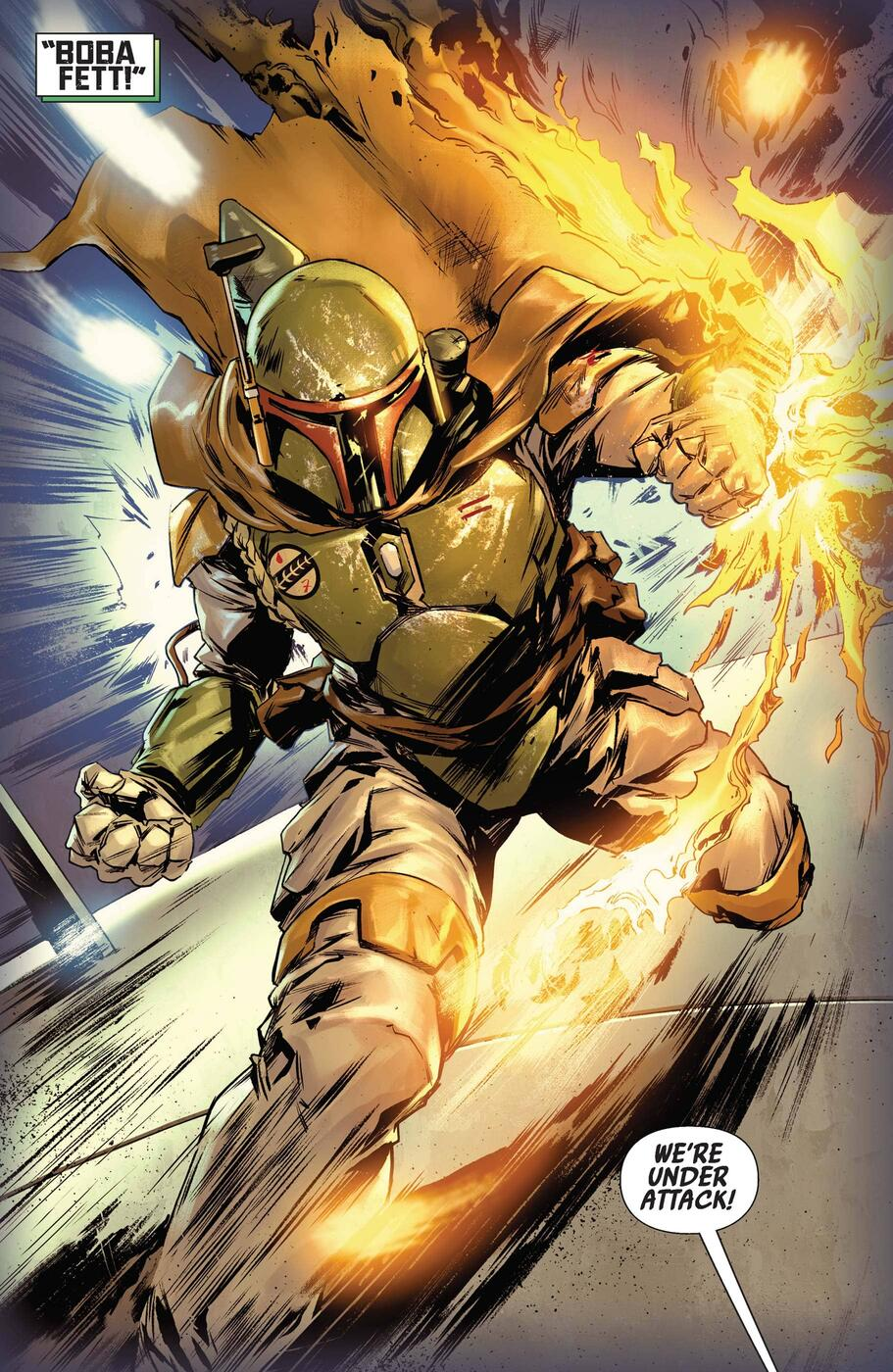 Star Wars_Bounty Hunters #1