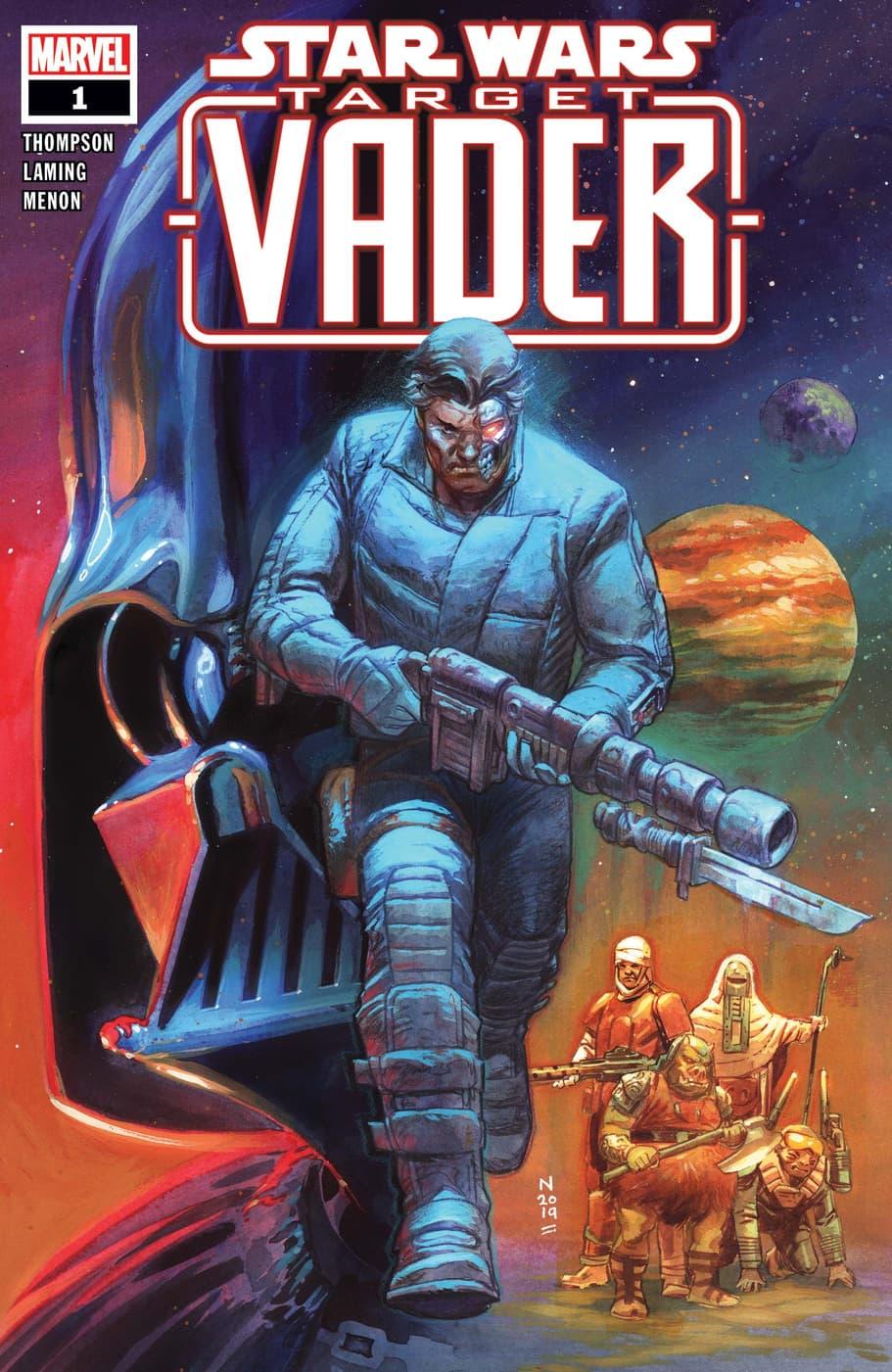 Target Vader #1