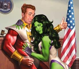 starfox powers villains history marvel