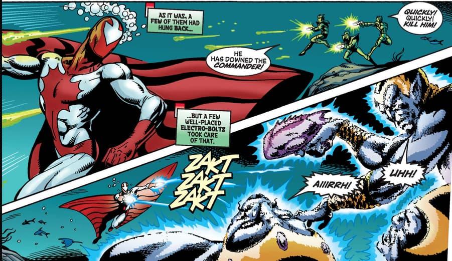 Stingray Avengers