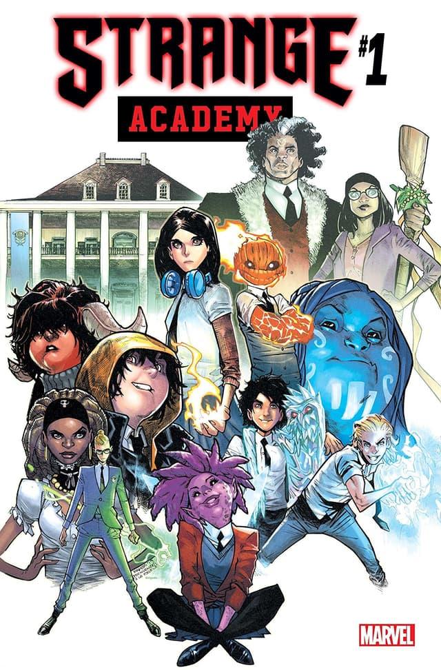 Strange Academy #1