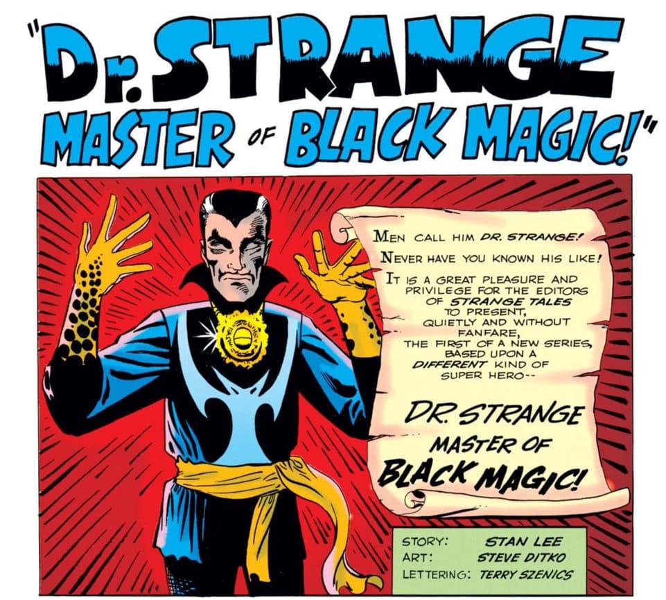 Doctor Strange debut