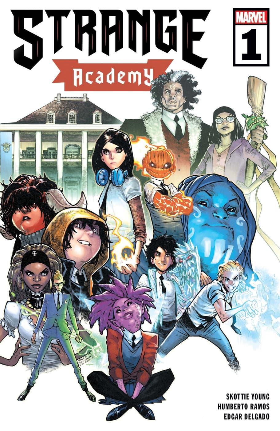 Strange Academy (2020) #1