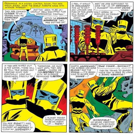 Una prima apparizione in STRANGE TALES (1951) # 146.