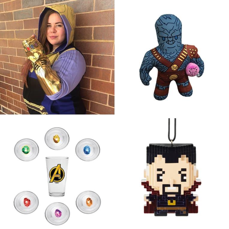 Thanos Hoodie NYCC