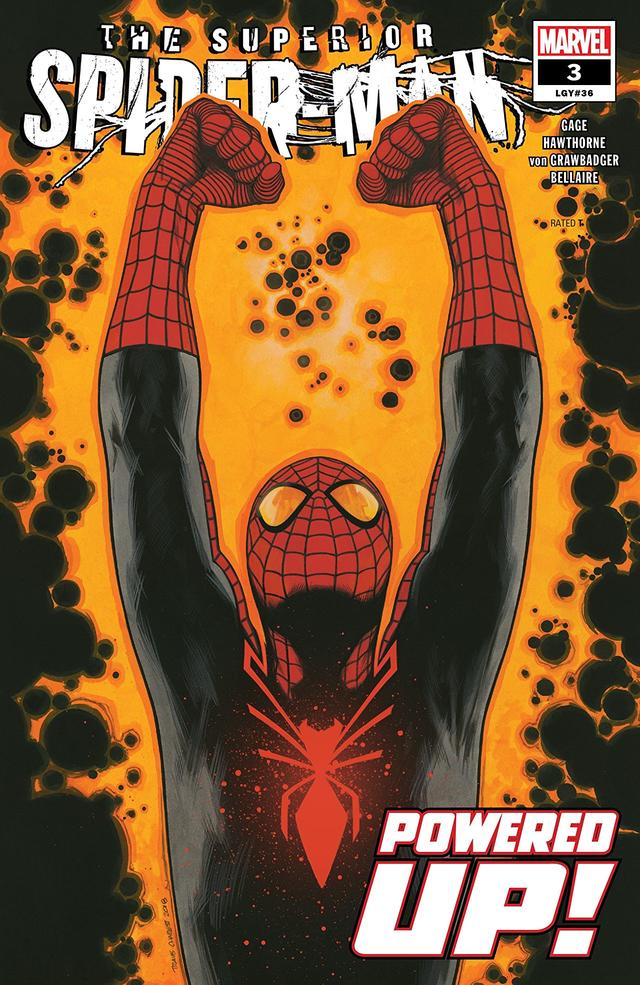 Superior Spider-Man #3 cover