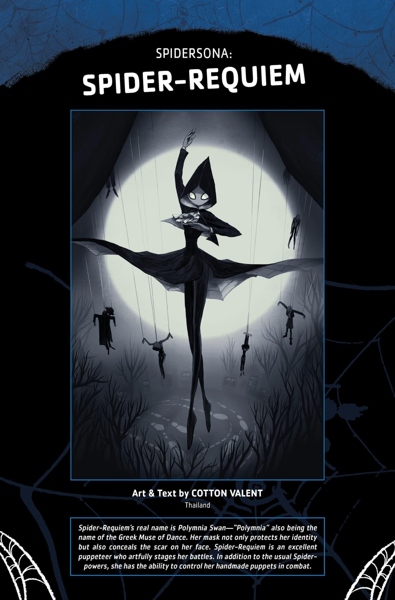 Spidersona Spider-Requiem