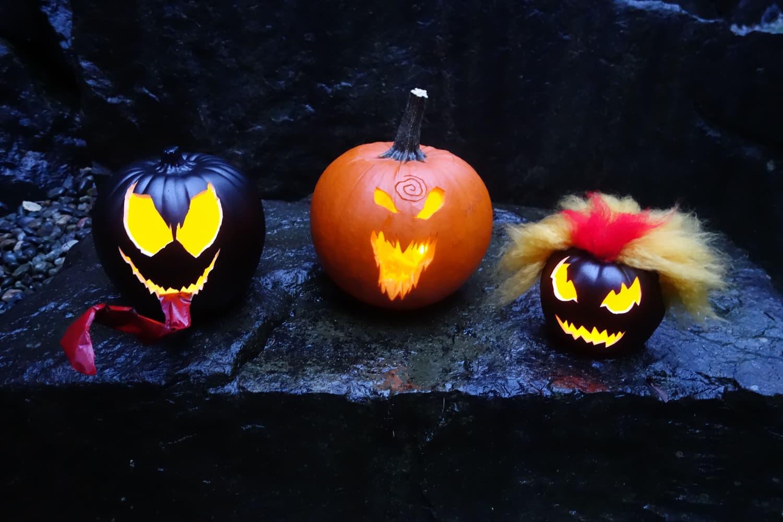 Absolute Carve Age Jack O Lantern Designs Inspired By Venom