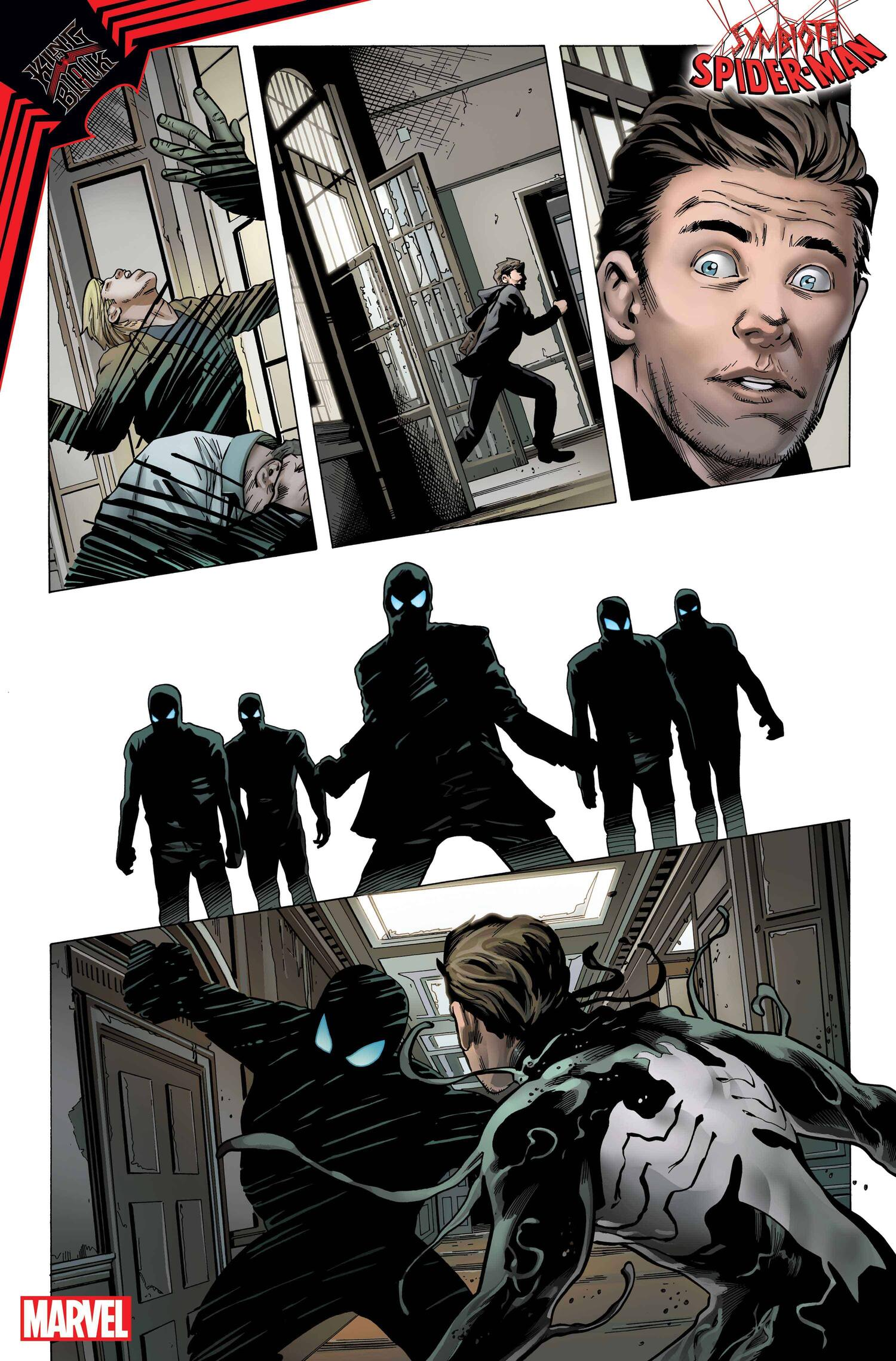 SYMBIOTE SPIDER-MAN: KING IN BLACK (2020) #1