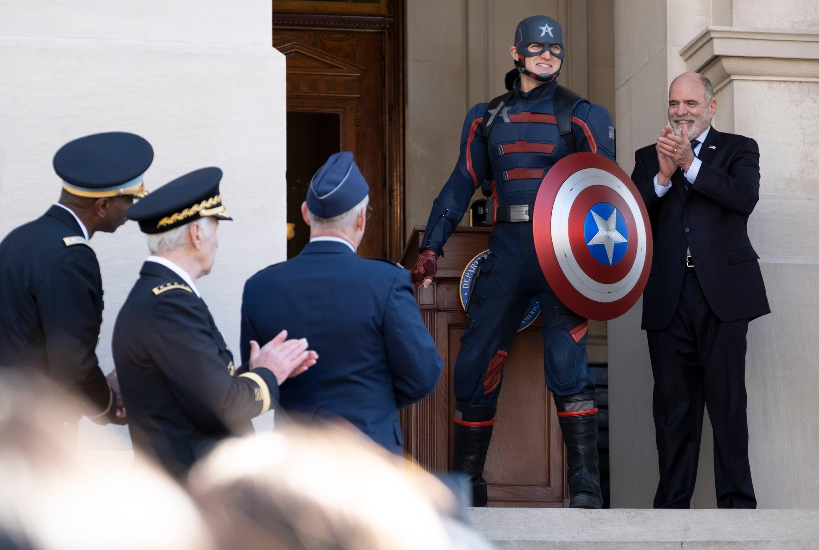 Captain America (John Walker)