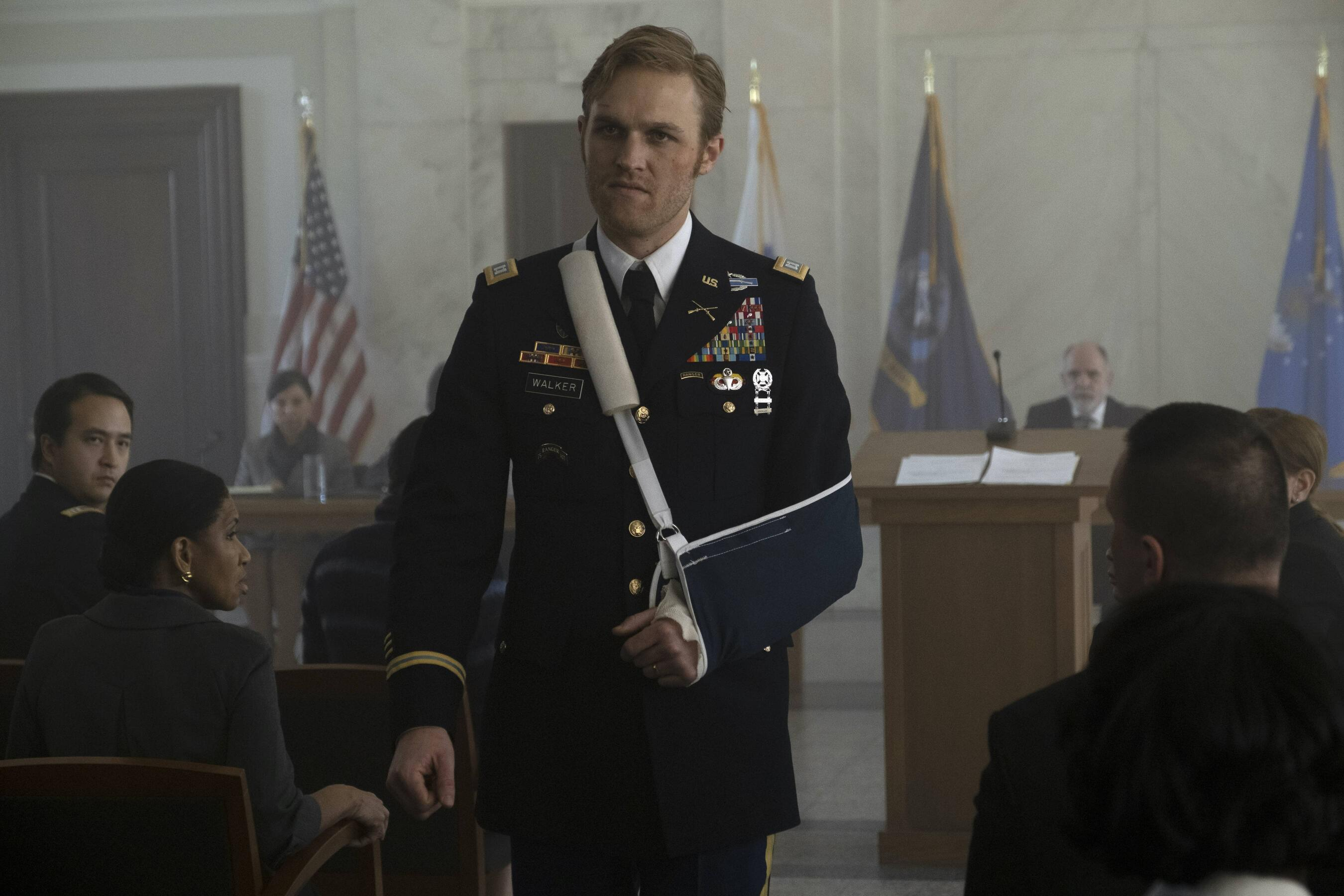 The Falcon and The Winter Soldier: Episode 5 Intel Report