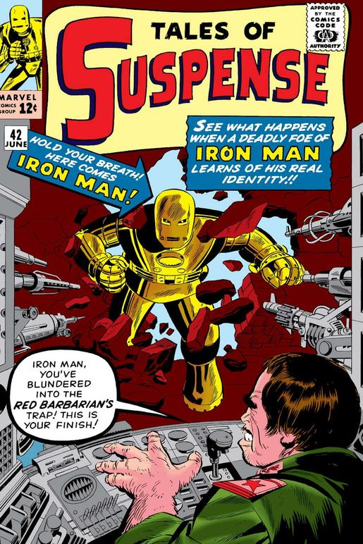Stark Gold Armor