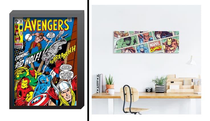 Target Avengers Endgame Wall Art