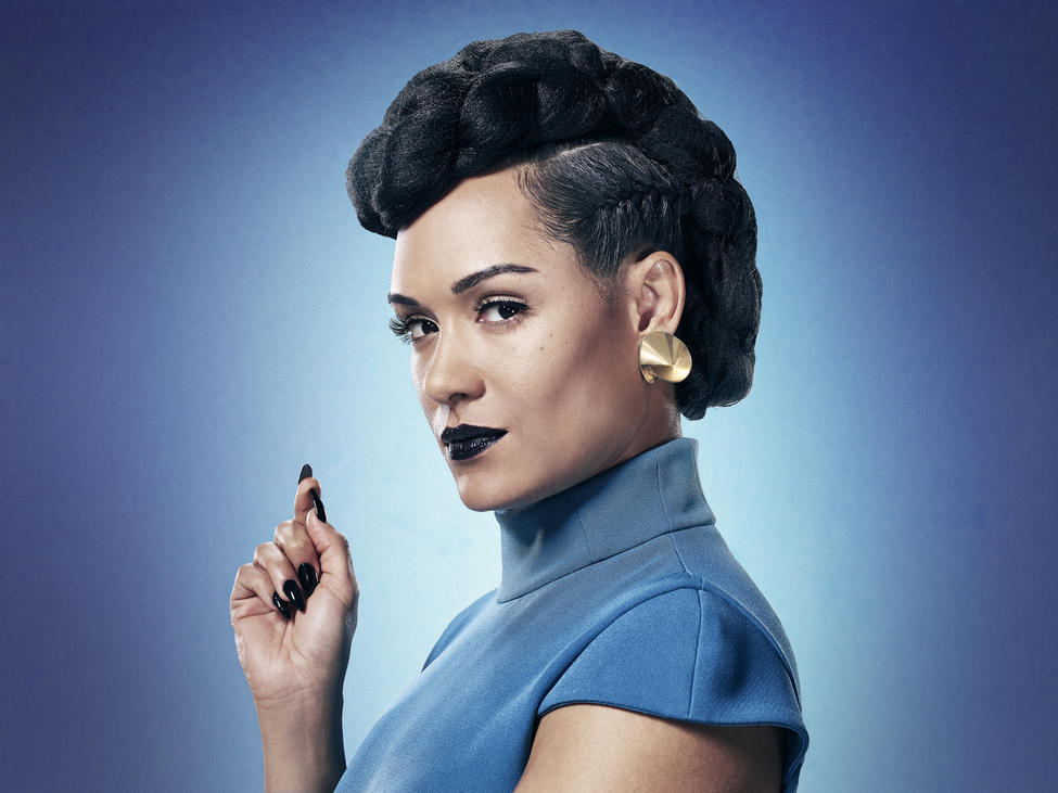 Grace Byers as Reeva Payge