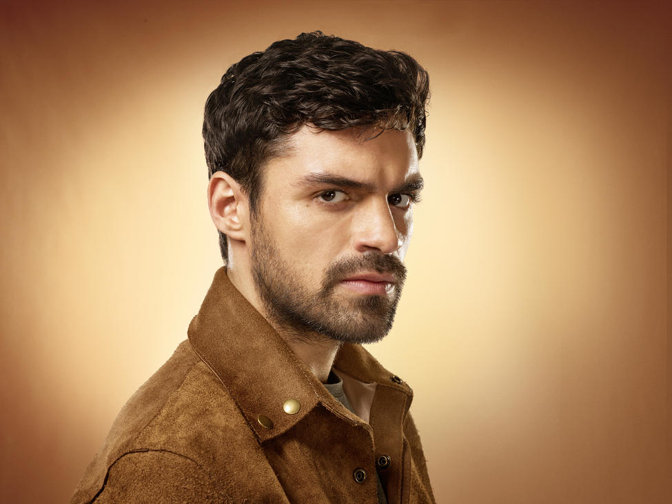 Sean Teale as Eclips/Marcos Diaz