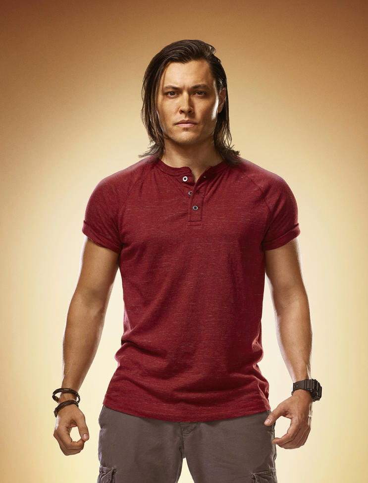 Blair Redford as Thunderbird/John Proudstar