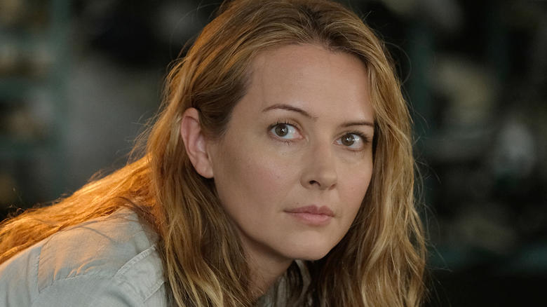Amy Acker as Caitlin Strucker in The Gifted