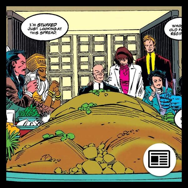 Marvel Insider CELEBRATE THANKSGIVING WITH MARVEL Check out our Thanksgiving Reading List!