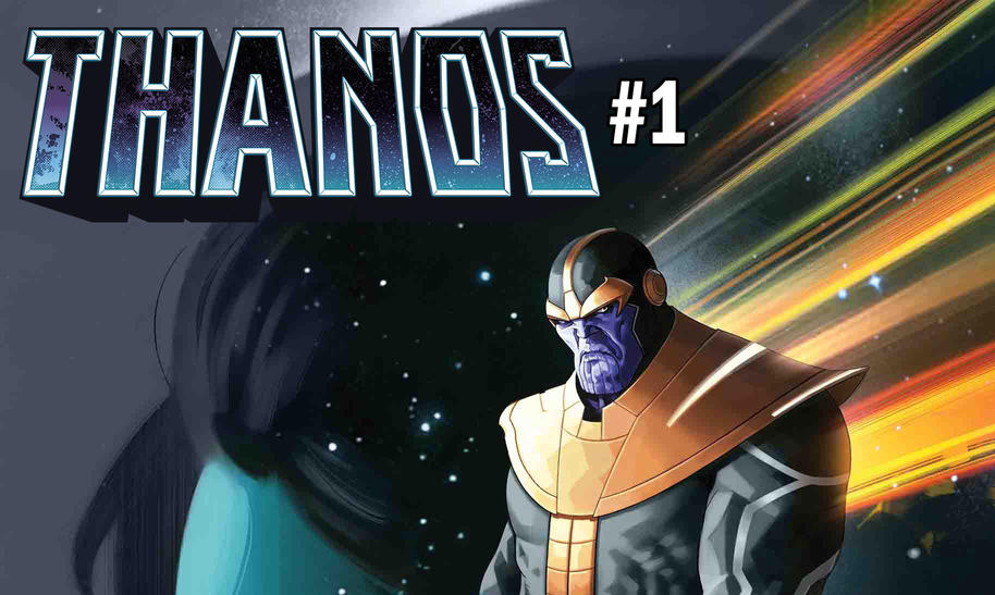 Tini Howard Will Go Back in Time for 'Thanos' Limited Series This April | News | Marvel