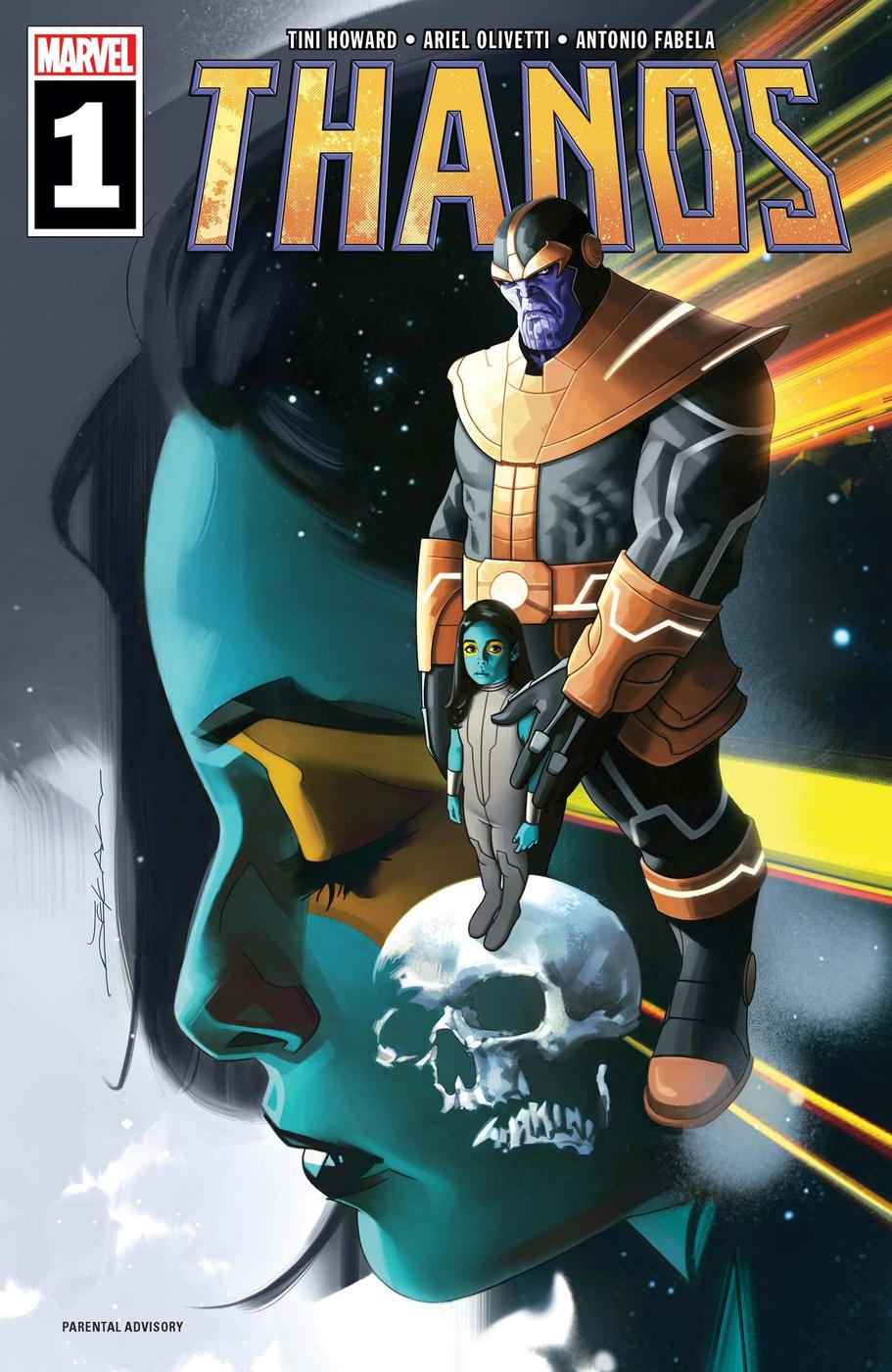 Thanos (2019) #1