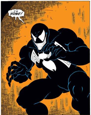 Venom debuts