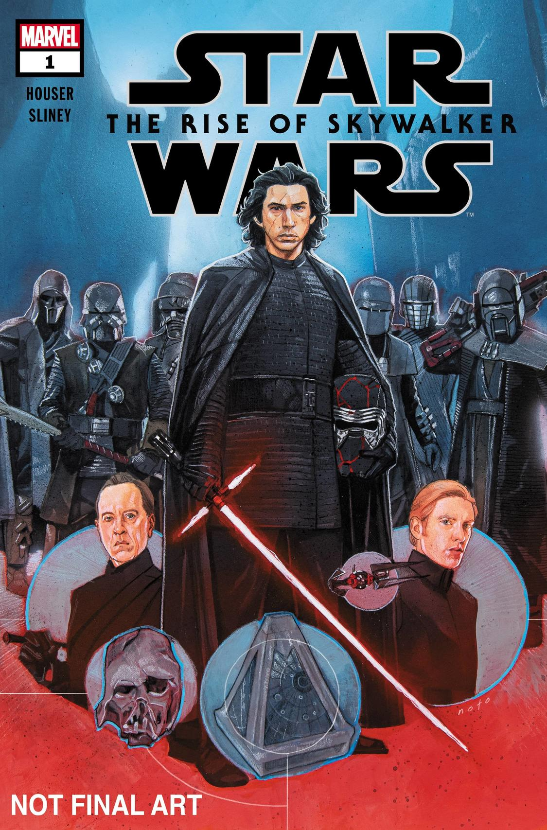 Star Wars The Rise Of Skywalker Gets The Marvel Comics Treatment This June Marvel