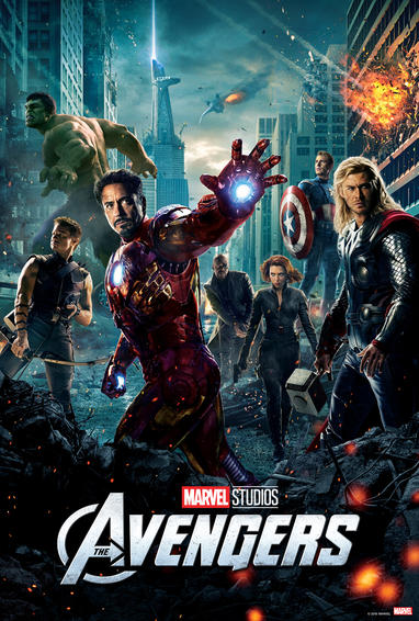 the avengers 2012 cast characters villains marvel