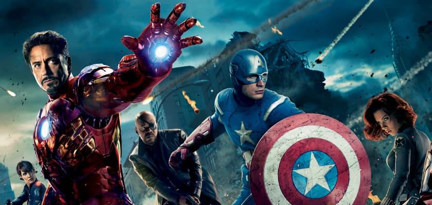 Avengers 1 Film