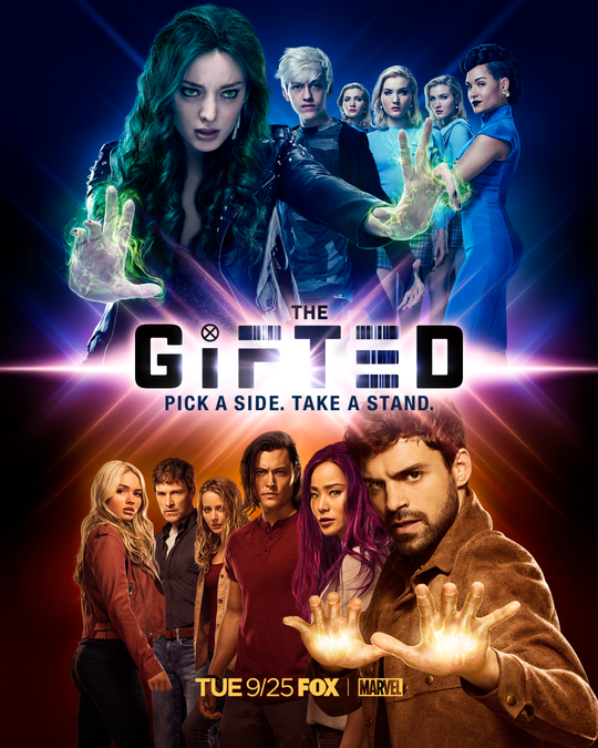 The Gifted 2×5 Ingles Subtitulado 720p