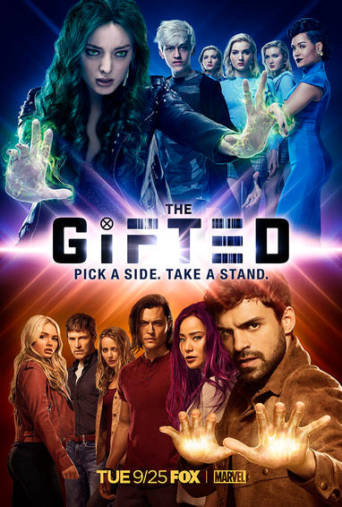 Marvel's The Gifted Season 2 TV Show Poster