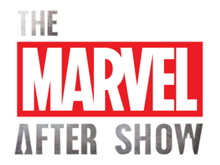 The Marvel After Show Podcast Digital Series Logo