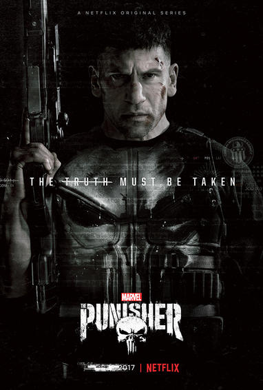 Marvel's The Punisher Season 1 TV Show Poster